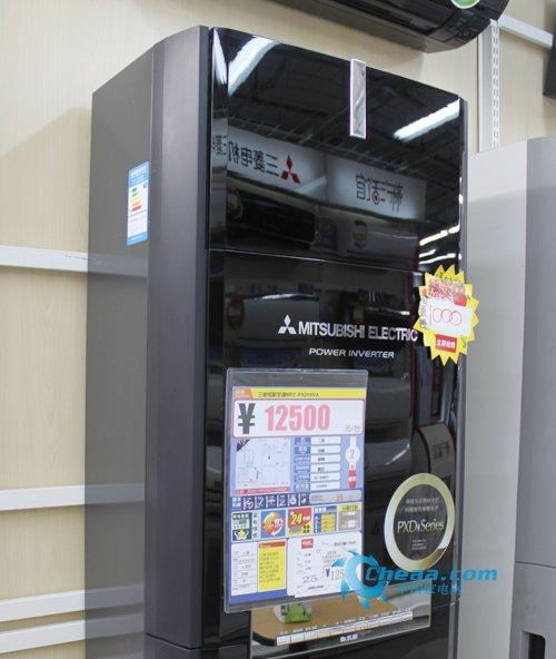 三菱电机大3P柜机空调推荐 高端客户尊享