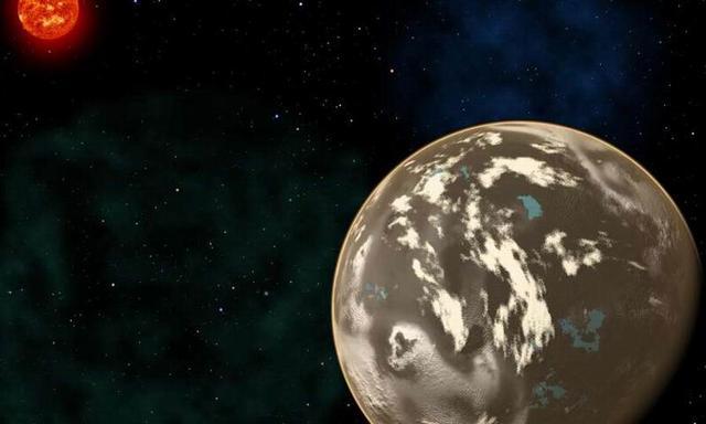 """宇宙最早潜在孕育生命的行星可能是富碳""""钻石""""星"""