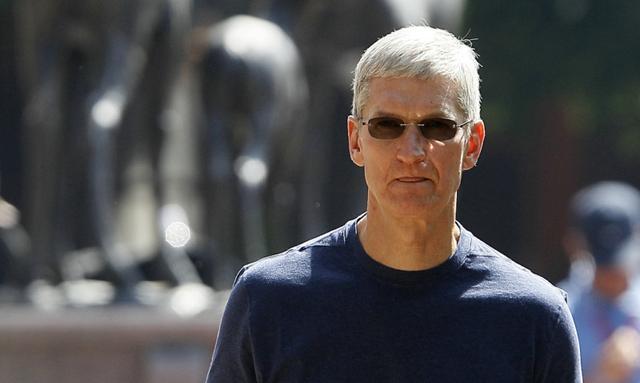 库克让苹果白白浪费了1000亿美元?