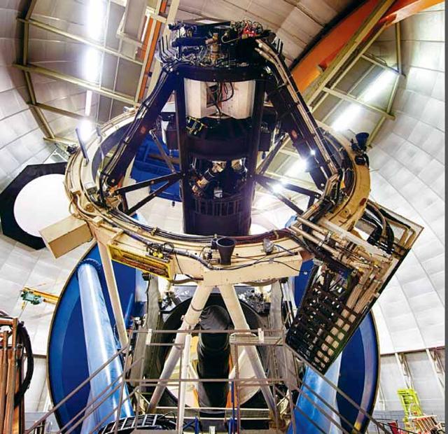 暗能量巡天 :窥探宇宙最深的秘密