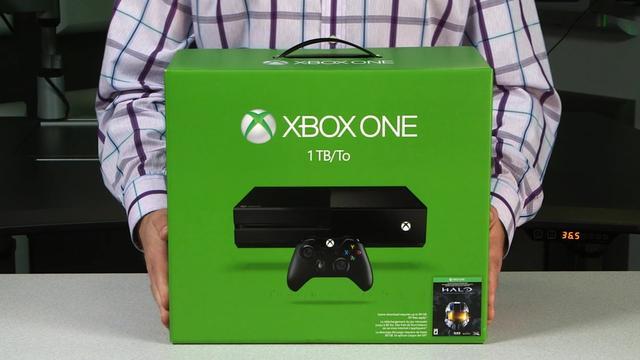 扬眉吐气 Xbox One击败PS4进入黑五电子产品销量前五