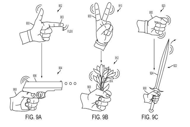 索尼也在做VR 可能开发虚拟现实手套控制器