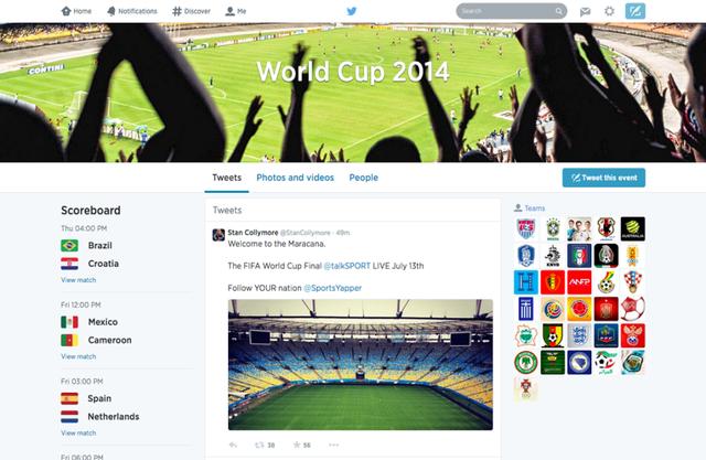 Twitter想用世界杯解决自身最大问题