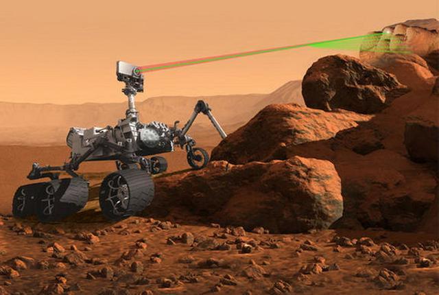 NASA下一代火星探测器将采集样本返回地球