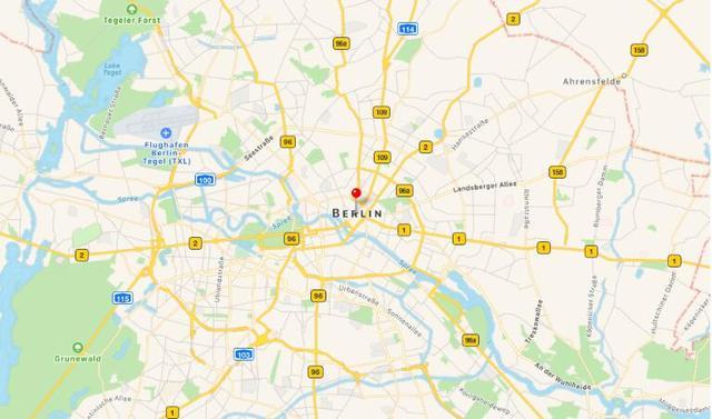 苹果设柏林分支机构 专门负责挖Here地图人才