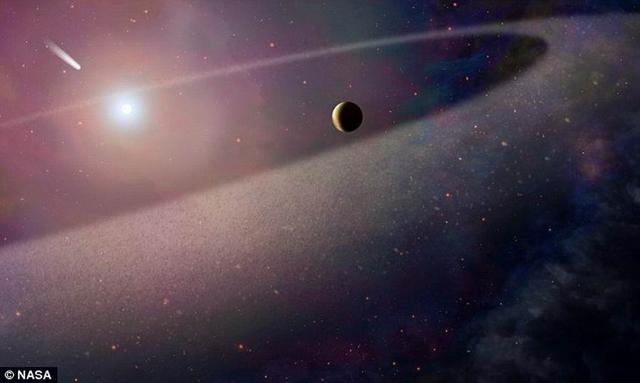 天文学家发现大气层富含碳氮元素的白矮星