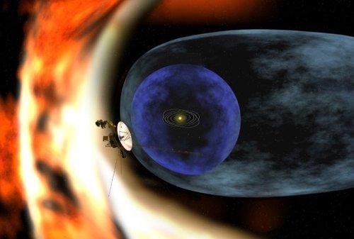 旅行者系列探测器连续空间飞行12000个地球日