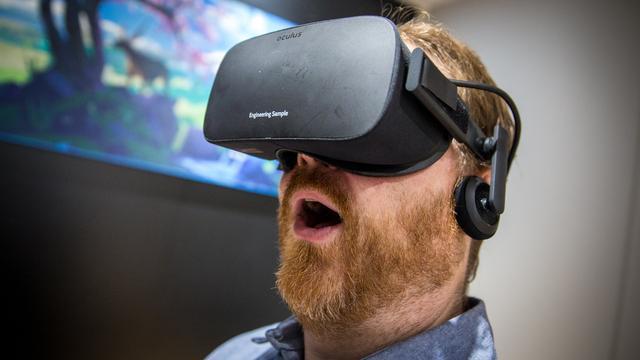 """""""VR寒冬""""论盛行,这家权威机构却说今年出货量达去年10倍"""