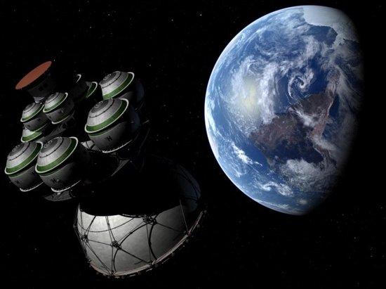 距离地球6光年的巴纳德星不适合宇宙生命