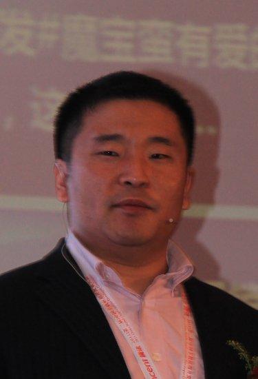 指点传媒创始人CEO曹彤
