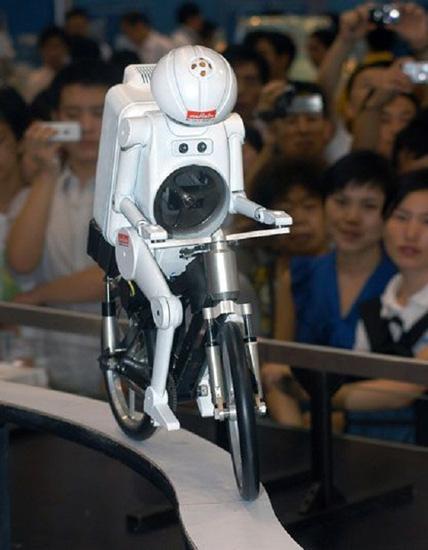 机器人奥运会十月开幕 各展神通赢百万巨奖