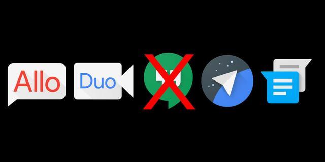 谷歌清理凌乱聊天产品线:Hangouts关闭API变企业聊天工具