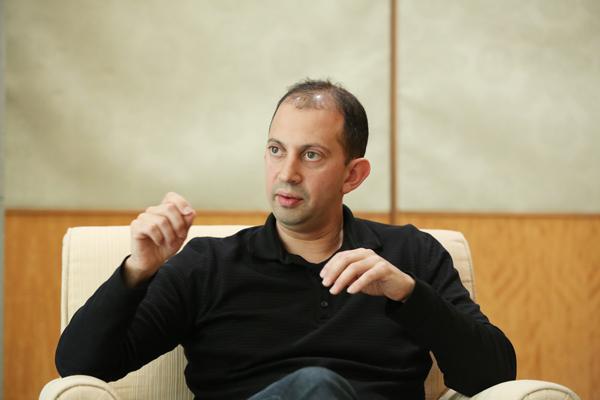 专访腾讯首席探索官David:我不仅探索科技领域