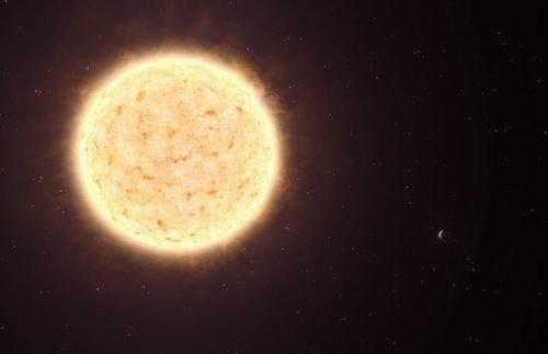科学家首次发现银河系吞噬其它星系行星证据