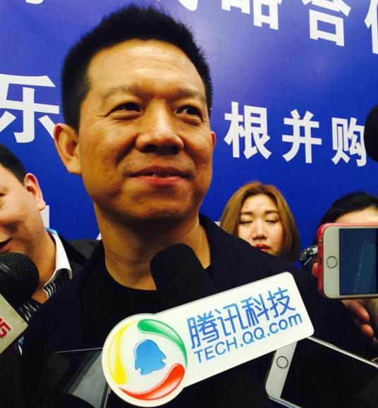 专访乐视CEO贾跃亭:乐视汽车将进入生产准备环节