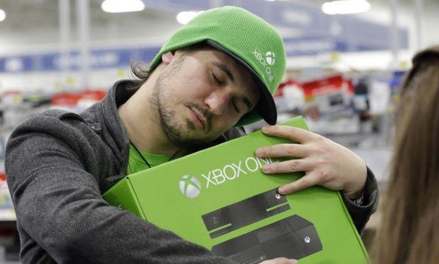 微软:Xbox One销售量突破300万台