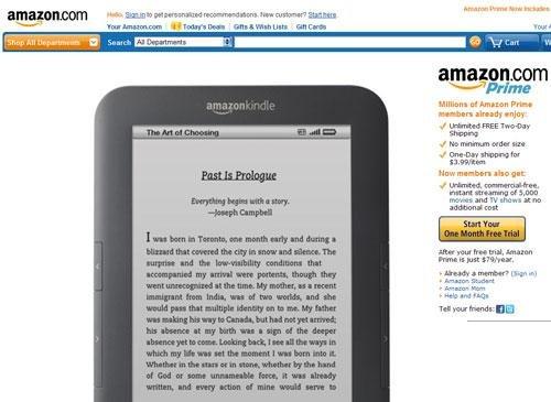 传三星拟向亚马逊出售电子书显示屏公司