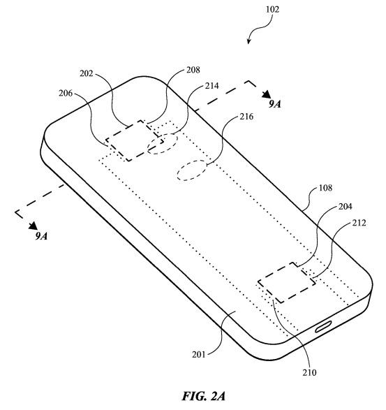 苹果获新专利 用量子隧穿材料让全机身变触控板