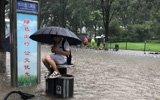 北京西二旗避雨哥火了