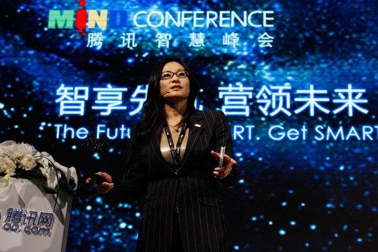 翁诗雅谈营销智能化:现在已是用户微分时代