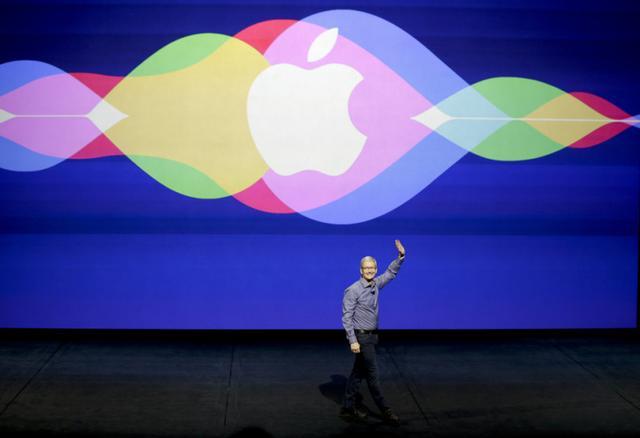 库克:苹果正在利用人工智能让产品变得更好