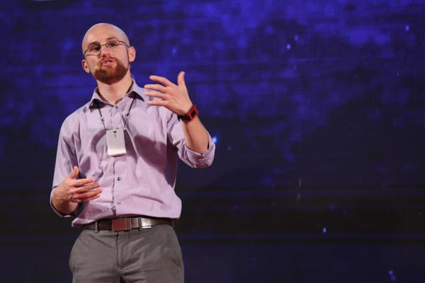人类行为专家Waber:大数据能够提高工作效率
