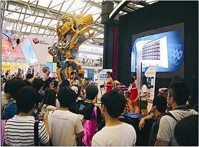ChinaJoy上周落幕 盛大游戏推行游戏社交化