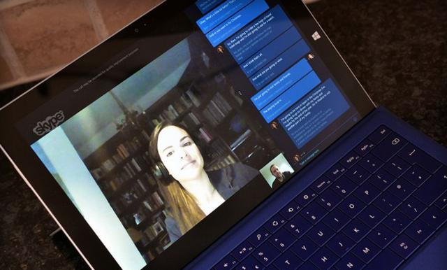 微软Skype实时口译增加中文