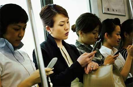 关于日本移动互联网 你需要知道这些