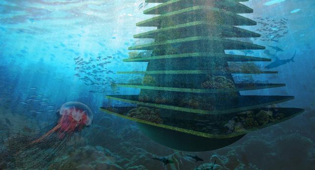 新型旋转式海洋垃圾收集器