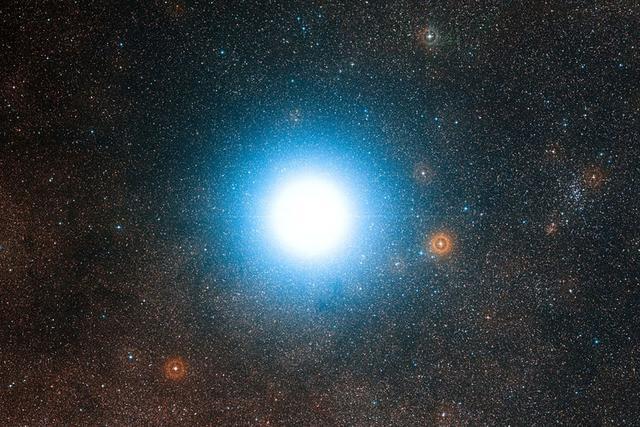 距离太阳系最近的恒星系统或存在行星
