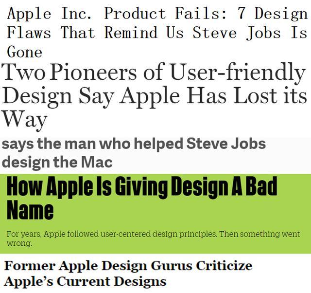 苹果不再是装X利器,但我们还是没能打败虚荣心