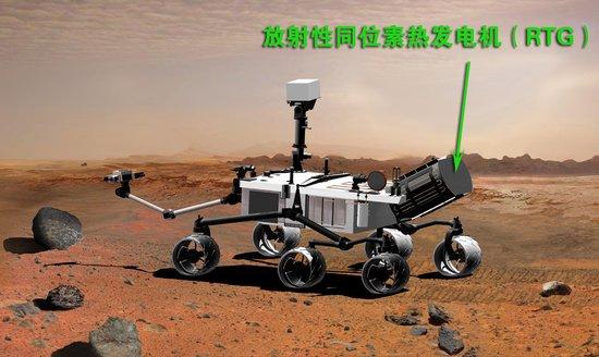 """美国宇航局""""好奇""""号成功着陆火星"""