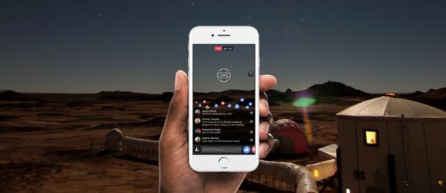 直播+360度视角:Facebook推出环景视频直播服务