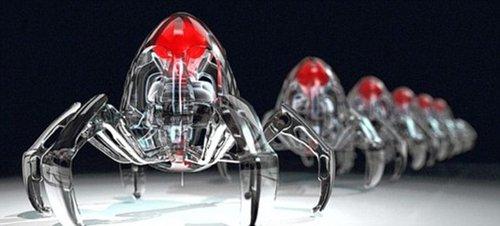 美国研制出纳米机器人 可清理动脉血管垃圾