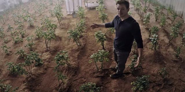 科学家称在火星种植农作物是完全可行的