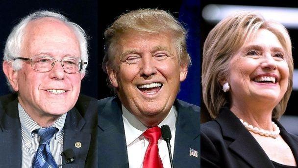 科技行业最支持谁当美国总统?希拉里遥遥领先