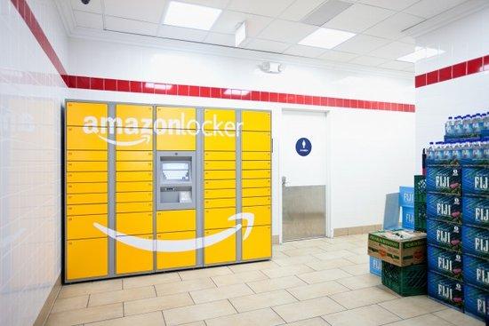 亚马逊储物柜