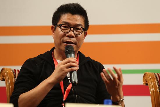 王中军:4G发展带给华谊内容运营更多想象力