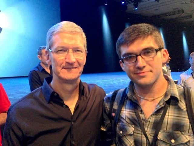 这个19岁的程序员把苹果的职位果断拒绝了