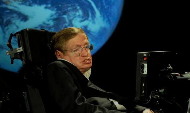 75岁霍金:若身体条件允许 我将前往外太空