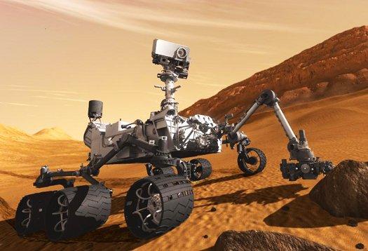 """""""好奇""""号重大发现或证实火星生命存在"""