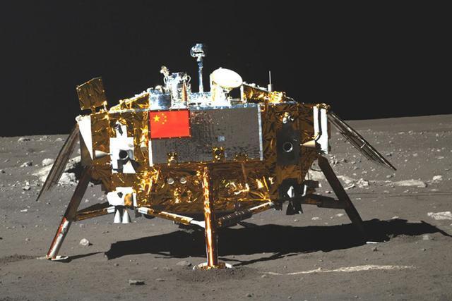 嫦娥三号携带的月面望远镜实现2000小时观测