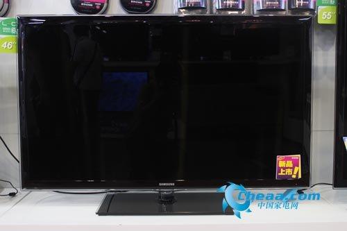 三星D6000系列智能3D全高清LED电视售