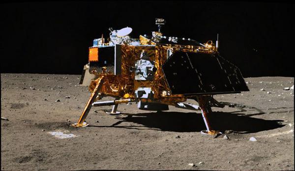 """印媒:""""嫦娥四号""""明年登月 计划在月球上种土豆孵蚕卵"""