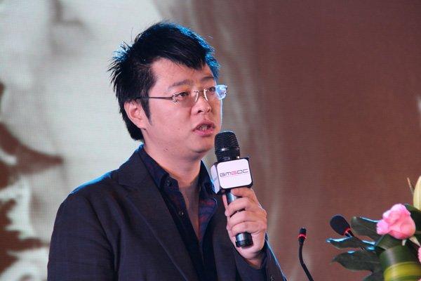 中国最帅最年轻总裁_中国手游总裁应书岭:手机游戏应该是小而美