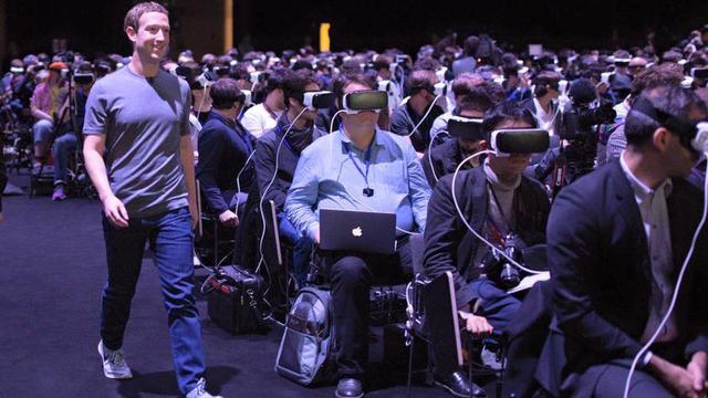 小扎一直有个心愿 他心目中的VR到底是什么样?