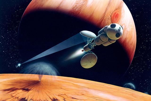 科学家制定规划探讨如何让人类飞出太阳系