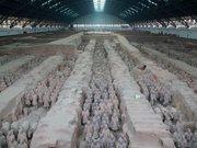 秦始皇兵马俑灵感来自古希腊雕塑艺术?