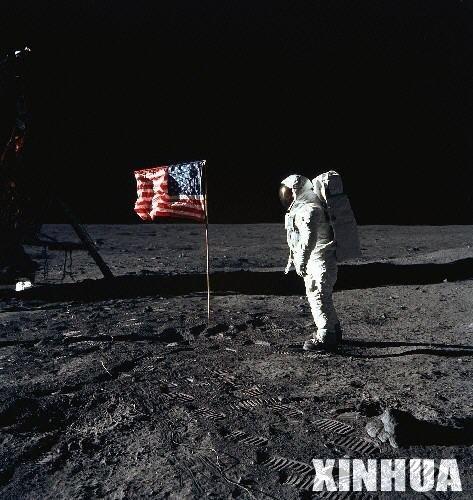 澳大利亚杂志公布人类首次登上月球珍贵录像